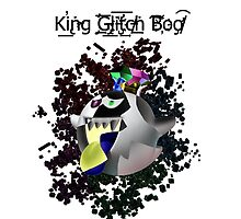 King Glitch Boo by K-Star-1337