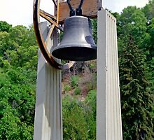Replica of Liberty Bell (2) by SteveOhlsen