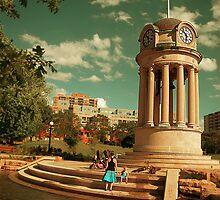 Kitchener - Victoria Park by Stefan Chirila