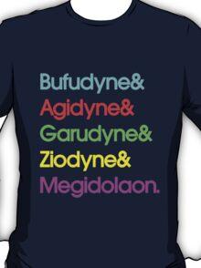 Persona& Spells& Hipster. T-Shirt