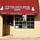 It's the Cat's Meow Cafe, Markham, ON Canada by Shulie1