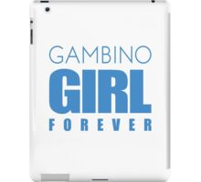 Gambino Girl Forever iPad Case/Skin