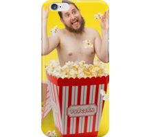 Popcorn Surprise iPhone Case/Skin