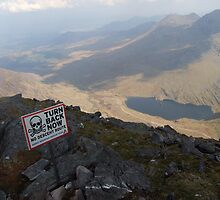 Carrauntoohil summit view by John Quinn