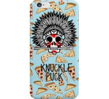 Knuckle puck pizza partay iPhone Case/Skin
