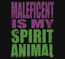 Maleficent is my Spirit Animal T-Shirt