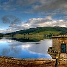 Ladybower Dam by Richard Gregory