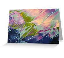 Hold Fast To Dreams Greeting Card