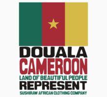 Douala Cameroon, represent by kaysha