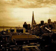 San Francisco  by Oli Johnson