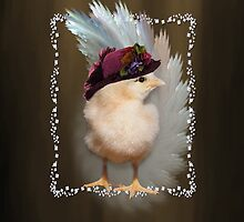 Chic Chick Easter Bonnet by Penny Odom