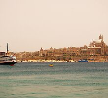 Valletta II by Susan Dailey