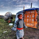 Mongolian Tales by Christopher Meder