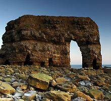 Marsden Rock Digitally Rebuilt by Great North Views