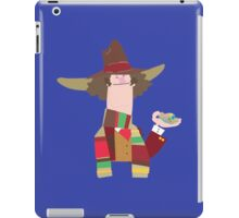 Would You Like A Jelly Baby? iPad Case/Skin