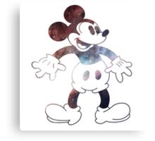 Galactic Mickey Canvas Print