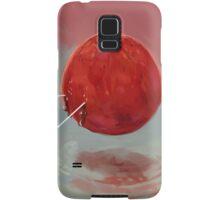 Pomegranate Saint Samsung Galaxy Case/Skin
