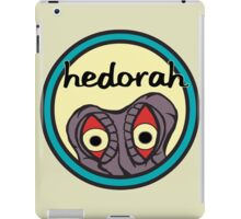 "Hedorah's ""Sick Smog World"" iPad Case/Skin"