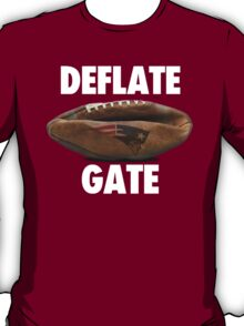 DEFLATE GATE New England Patriots  T-Shirt