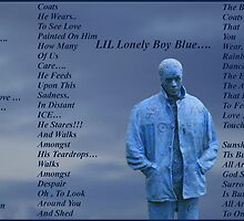 Lil Lonely Boy Blue by Amber Elizabeth Fromm Donais