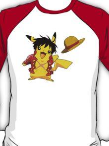 pika straw hat T-Shirt
