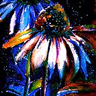 Flowers...Echinacea Purpurea (Coneflower) by © Janis Zroback