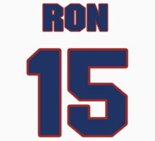 National baseball player Ron Wotus jersey 15 by imsport