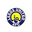Leeds United Peacock Badge by Total-Cult