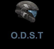 Halo O.D.S.T by AvatarSkyBison