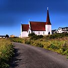 Peggy's Cove Church by kenmo