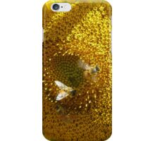 Sunflower & Bees iPhone Case/Skin
