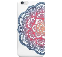 Radiant Medallion Doodle iPhone Case/Skin