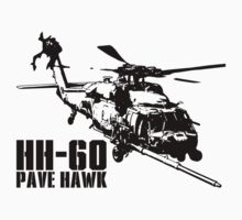 HH-60 Pave Hawk Kids Clothes