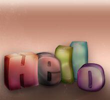 Hello by inSightDesigns