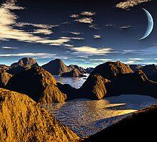 Half moon by Kimberly Palmer