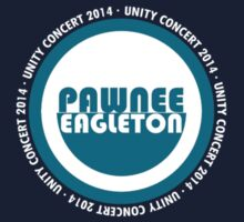 Pawnee-Eagleton unity concert 2014 (Ron's hoodie) by itsmadgical