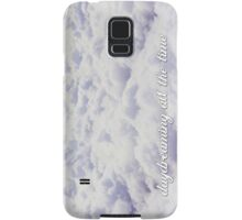 Daydreaming all the time - Paramore lyrics Samsung Galaxy Case/Skin