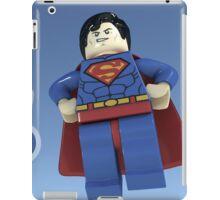 Man of Lego iPad Case/Skin