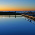 North Curl Curl Pool by David Smith