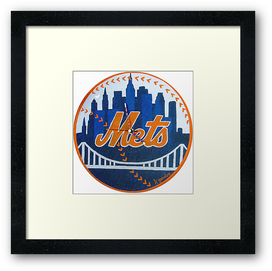 Meet The Mets by WhiteDove Studio kj gordon