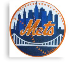 Meet The Mets Canvas Print
