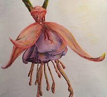 Ballerina or Flower? by PaigeBrosofske