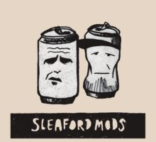 Sleaford Mods Beer by Incal