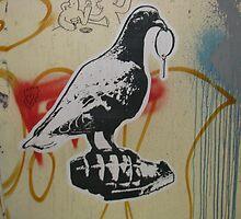 Pigeons Rule OK by Jeffrey Hamilton