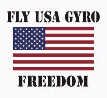 FLY USA GYRO FREEDOM by RedSteve
