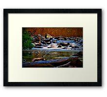 """Along the Cumberland River"" Framed Print"