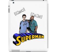 Scrubs - JD & Turk iPad Case/Skin