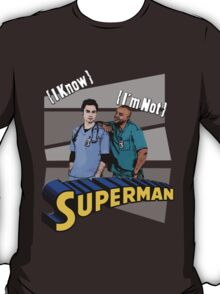 Scrubs - JD & Turk T-Shirt