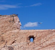 Crazy Horse Memorial .2 by Alex Preiss