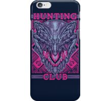 Hunting Club: Gore Magala iPhone Case/Skin